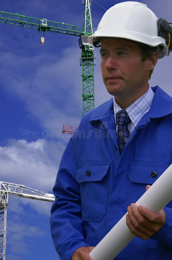 Free Site Architect Royalty Free Stock Images - 1042259