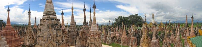 Site bouddhiste sacré image stock