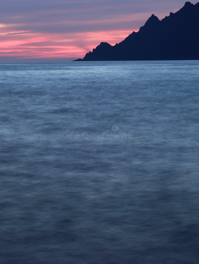 Site de Scandola, Corse photo libre de droits