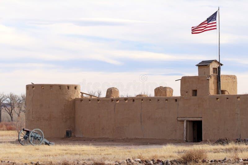 Site historique national fort coudé du ` s de vieux photos libres de droits