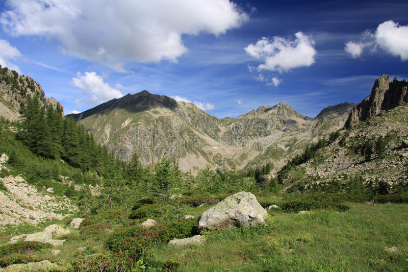 Download Site of Prals, France stock photo. Image of france, hike - 16348430