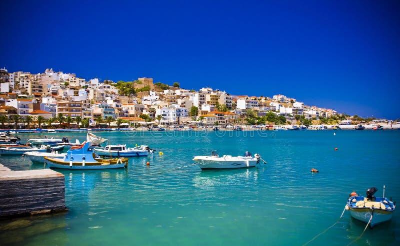 Sitia Greece Crete royalty free stock image