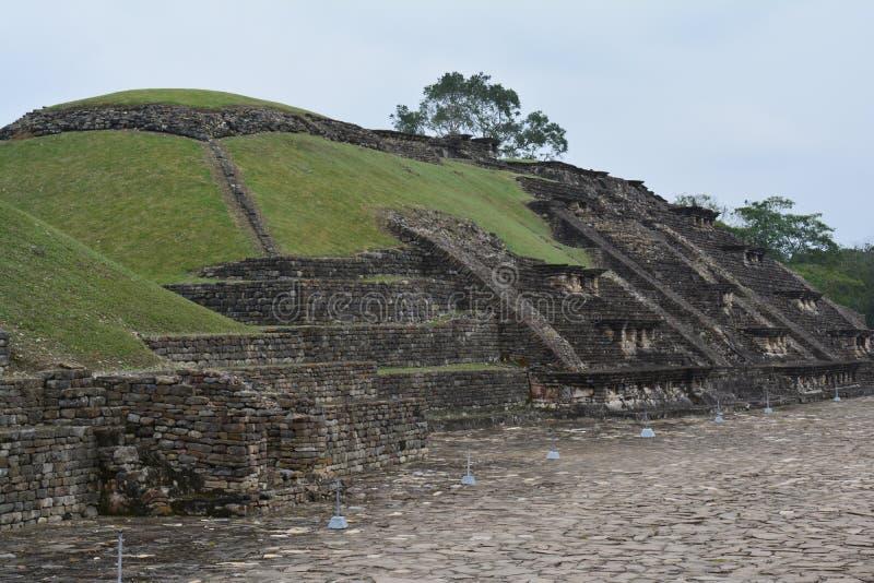 Sitio arqueol?gico Veracruz M?xico del EL Tajin imágenes de archivo libres de regalías