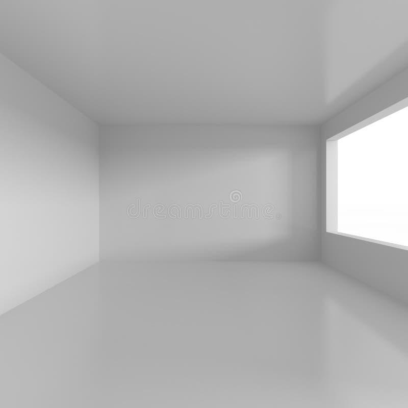 Sitio blanco vacío libre illustration