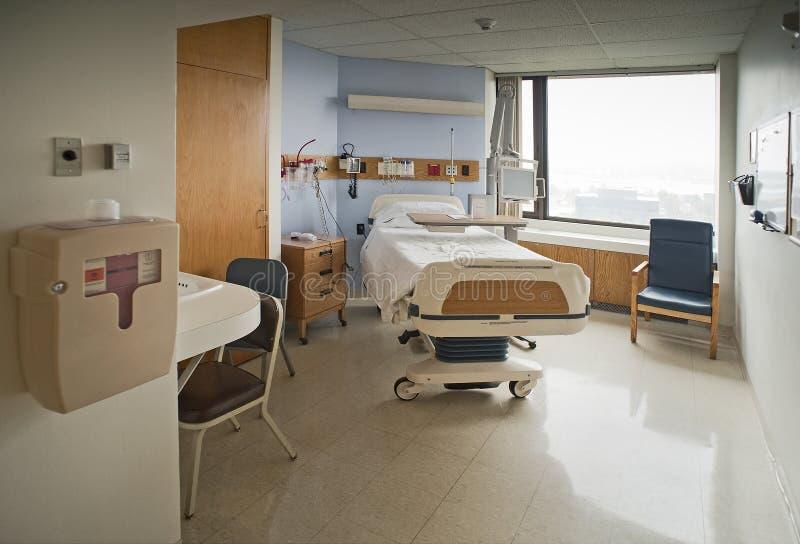 Sitio de hospital fotos de archivo