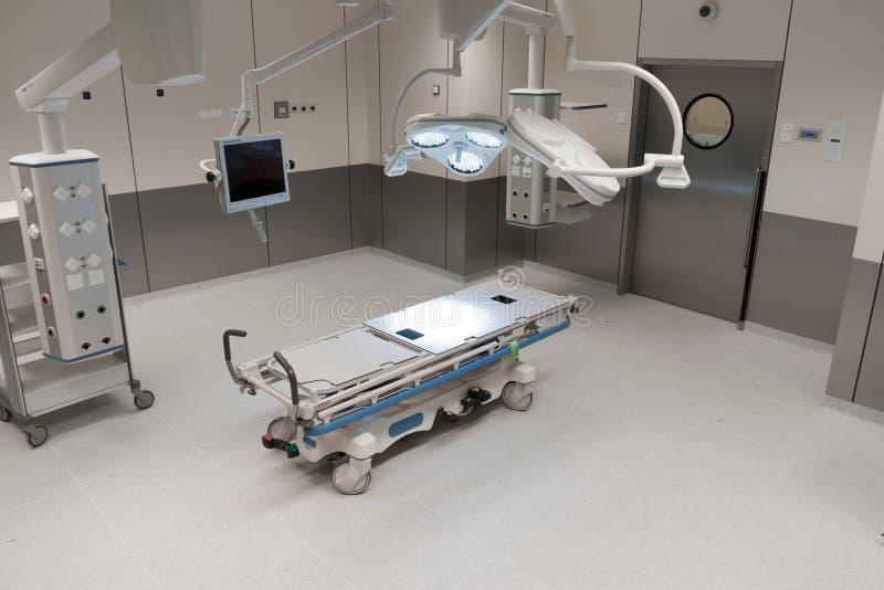 Sitio de la cirugía foto de archivo