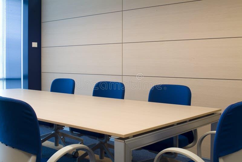 Sitio de la reunión imagen de archivo