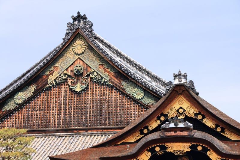 Sitio de la UNESCO de Kyoto imagenes de archivo