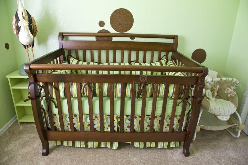 Sitio de los bebés fotografía de archivo libre de regalías