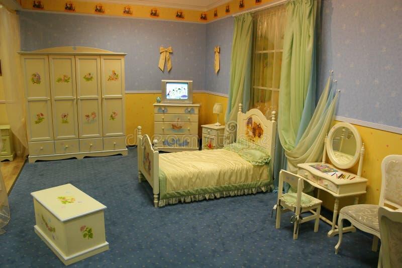 Sitio de niño imagen de archivo