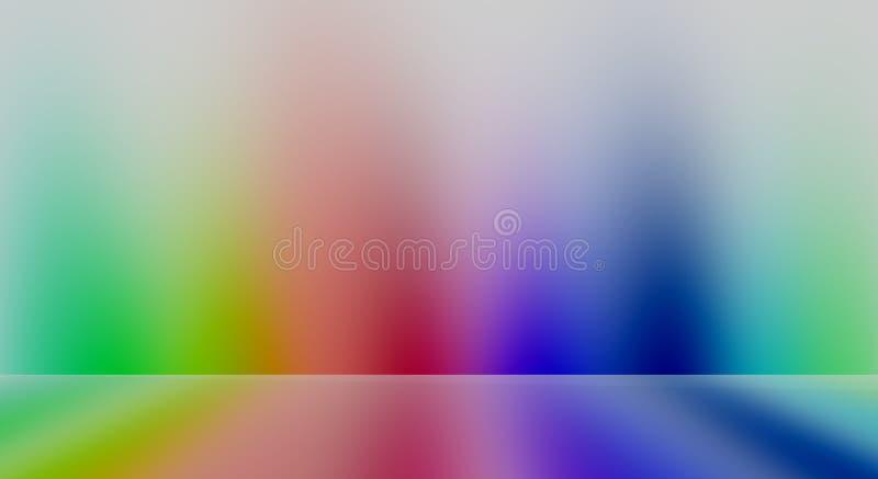 Sitio del arco iris fotos de archivo