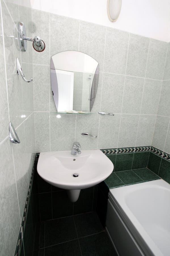 Sitio del baño imagen de archivo libre de regalías