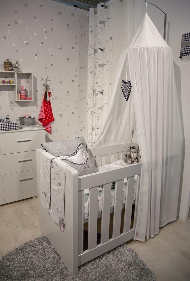 Sitio del bebé fotografía de archivo