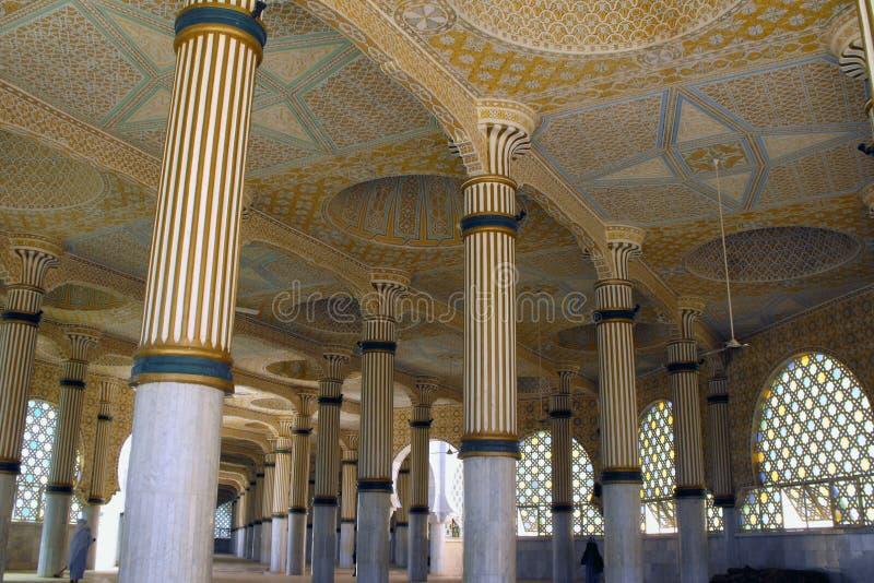 Sitio del rezo de la mezquita de Koba. imagenes de archivo
