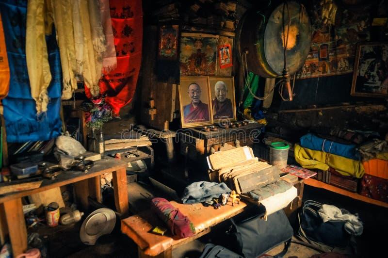 Sitio en Nepal foto de archivo