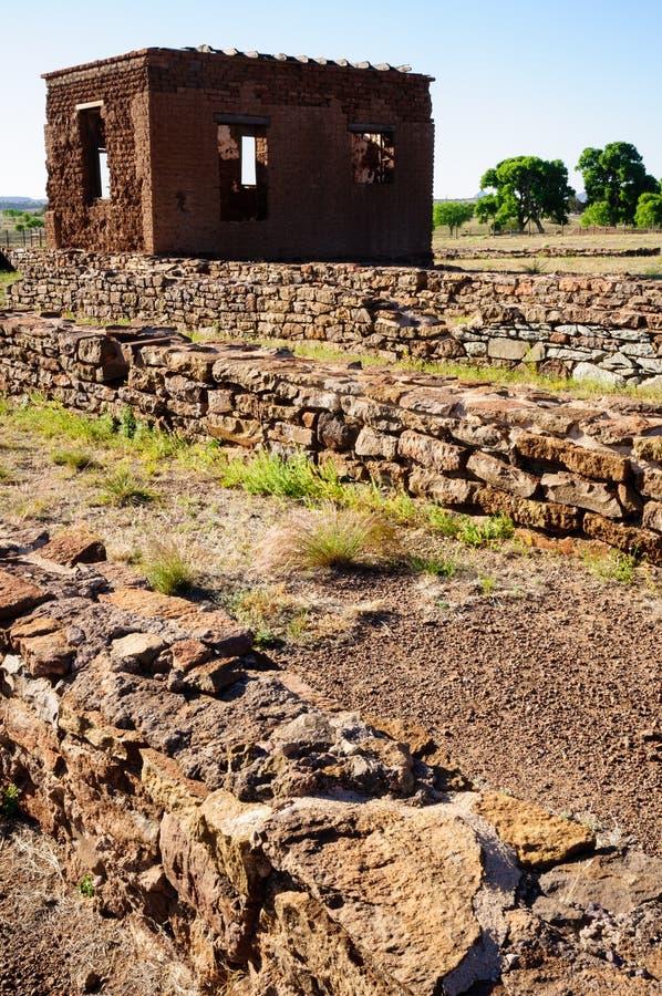 Sitio histórico nacional de Davis de la fortaleza foto de archivo