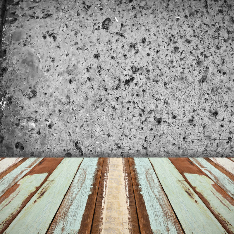Sitio interior vacío abstracto ilustración del vector