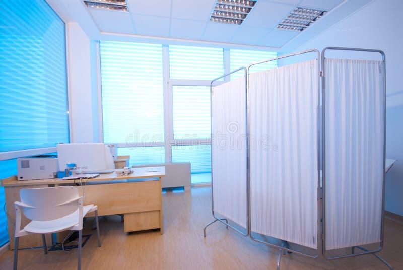 Sitio médico IV. foto de archivo libre de regalías