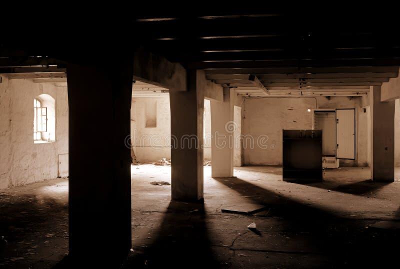 Sitio oscuro imagenes de archivo