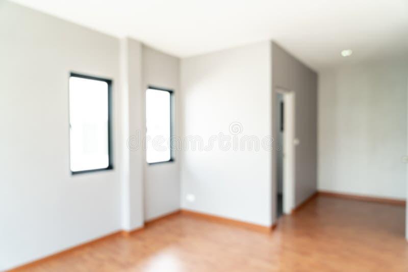 sitio vacío de la falta de definición del extracto con la ventana y puerta en hogar fotos de archivo