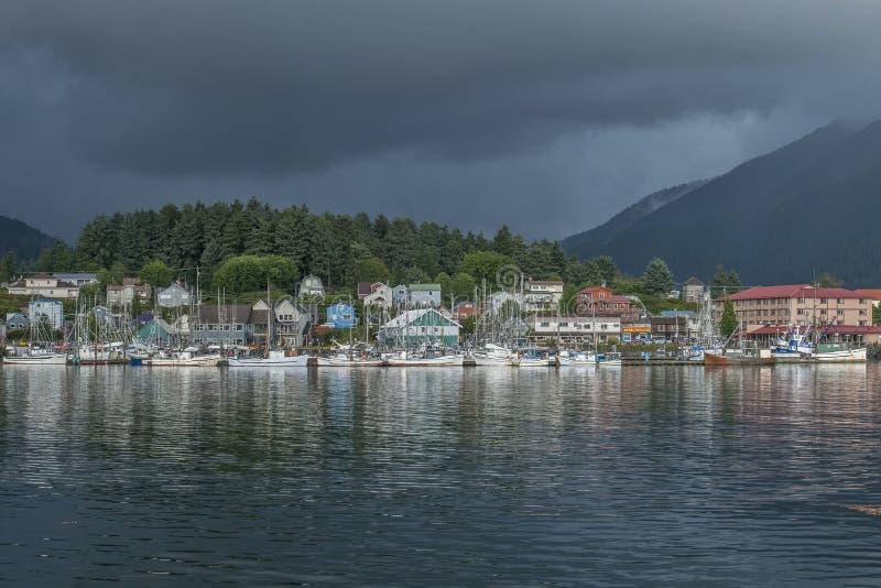 Sitka, Alaska royalty-vrije stock foto