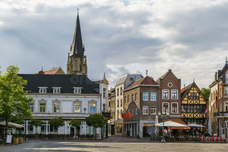 Sittard-Geleen, Pays-Bas photos libres de droits