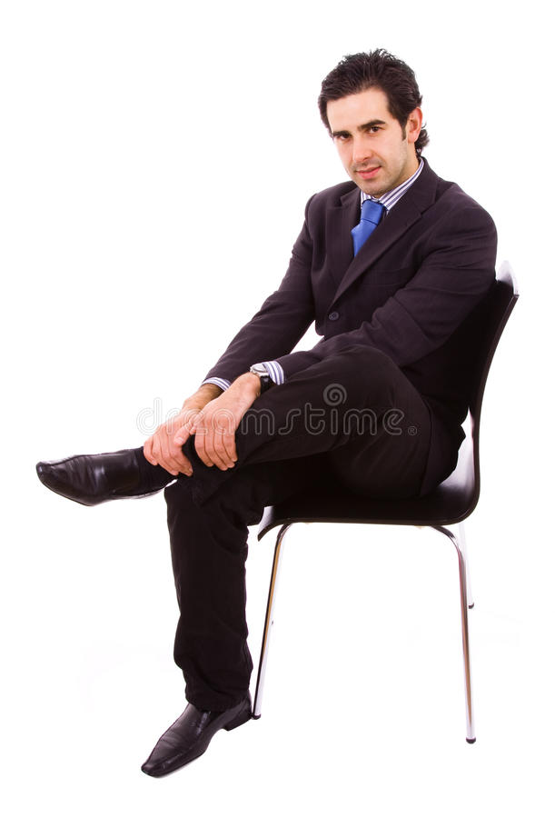 sitting royalty free stock photo