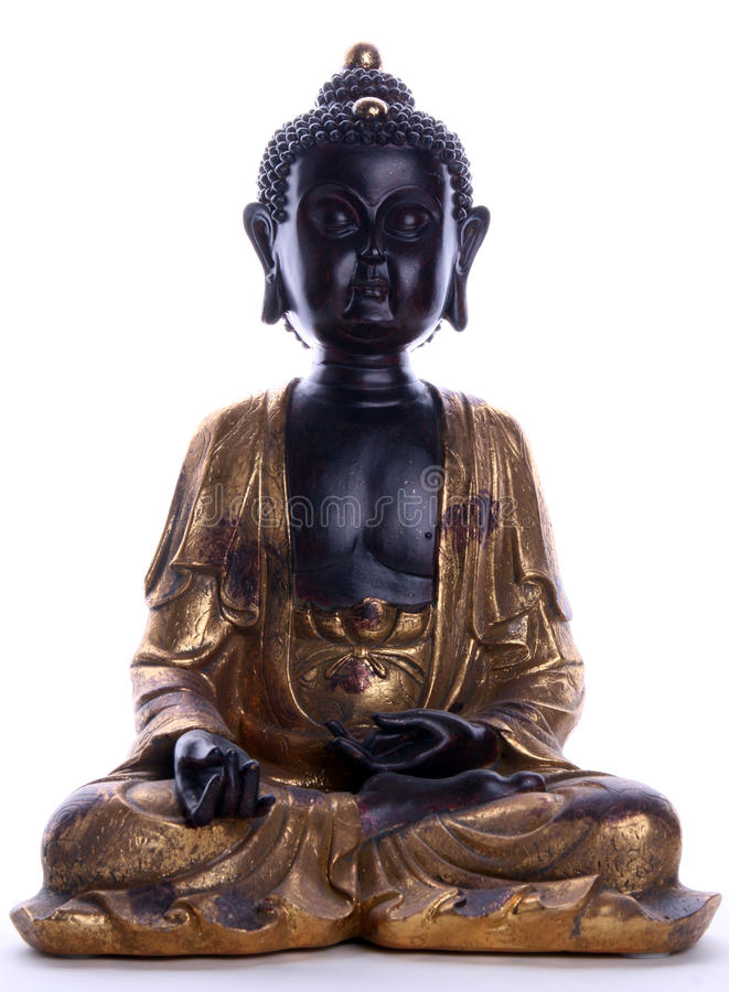 Free Sitting Buddha Royalty Free Stock Image - 16915736