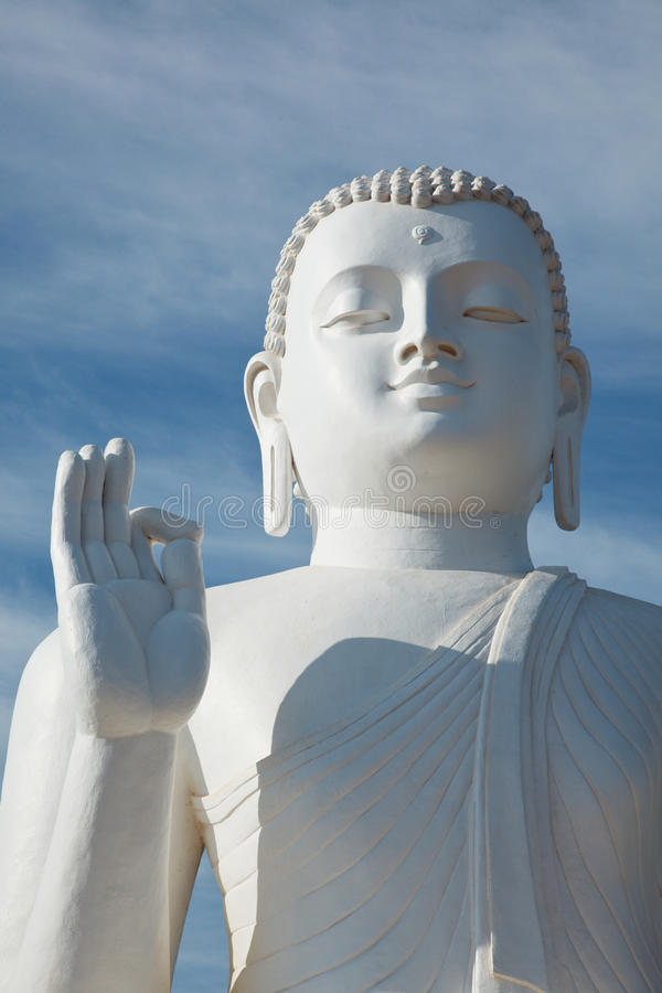 Free Sitting Buddha Image Close Up Stock Images - 13128874