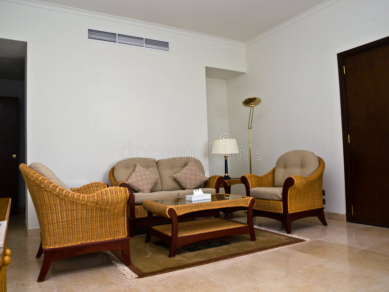 Download Sitting-room stock photo. Image of modern, elegance, house - 6526484