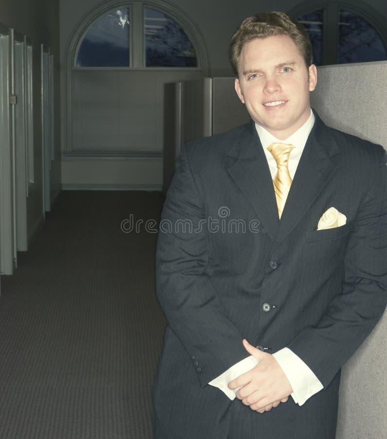 Situación del hombre de negocios imagen de archivo