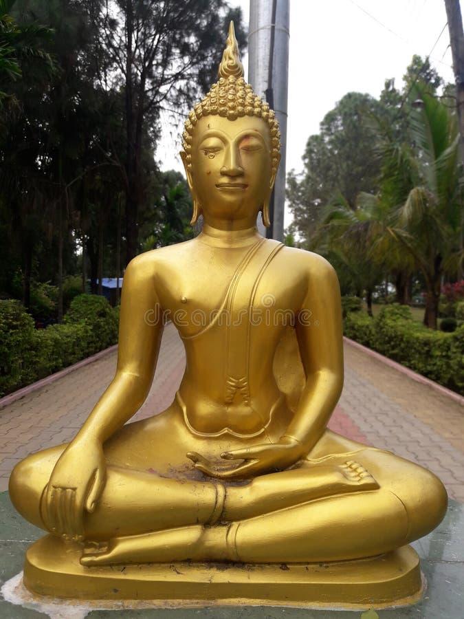 situación que está en conflicto, besst tradicional de Buda del gautam de las biografías imagen de archivo libre de regalías