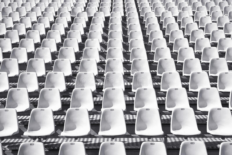 Sitze lizenzfreies stockfoto