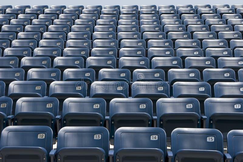 Sitze stockbild