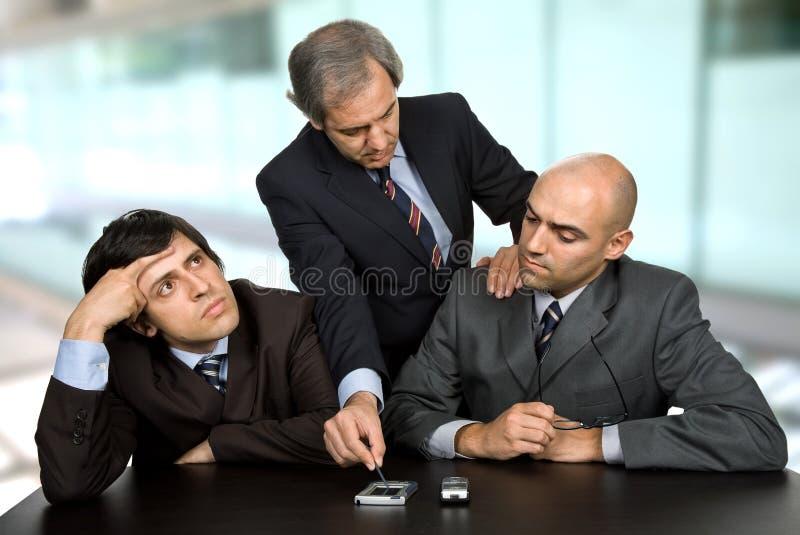 Sitzung stockfotografie