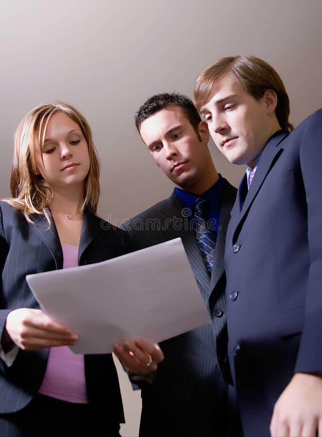 Sitzungszeit stockfoto