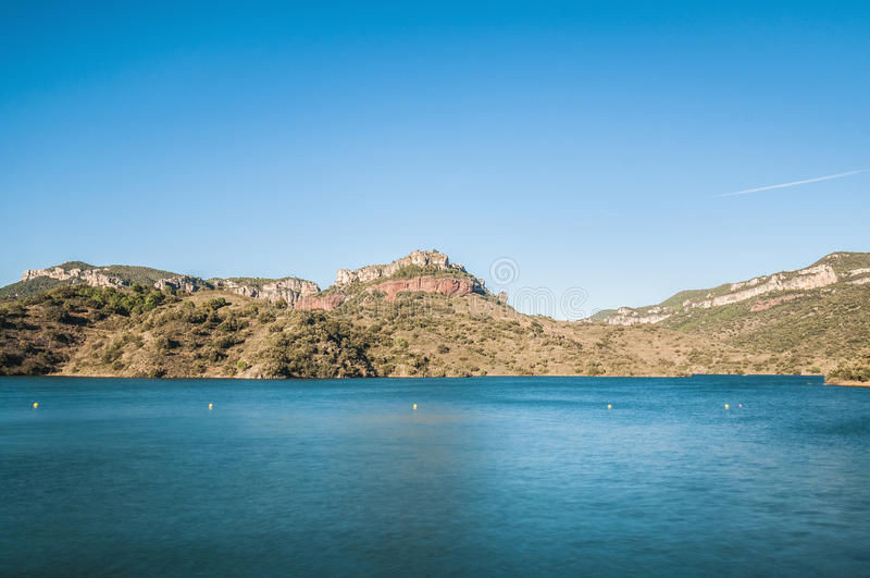 Download Siurana Dam At Tarragona, Spain Stock Photo - Image of cornudella, siurana: 39508664