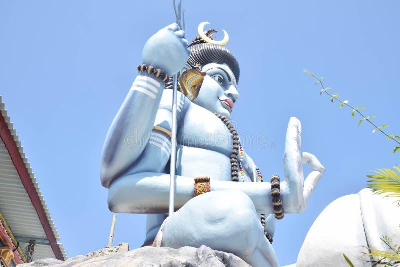 Sivan Temple Koneswaram Sri Lanka royaltyfria foton
