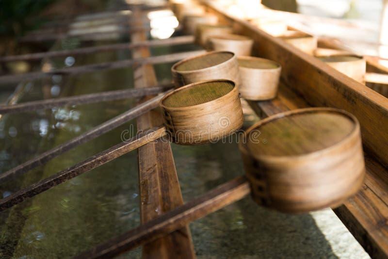 Siviera giapponese in tempio giapponese immagini stock libere da diritti