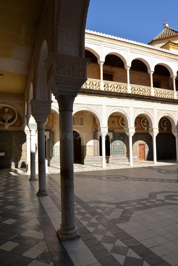 Siviglia andalusia spagna architettura mudejar araba di for Case di architettura spagnola