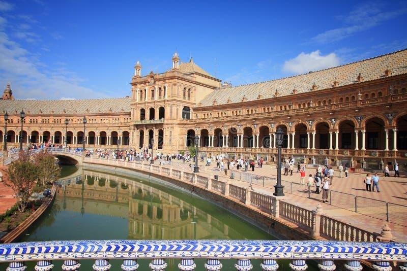 Siviglia Spagna fotografia stock