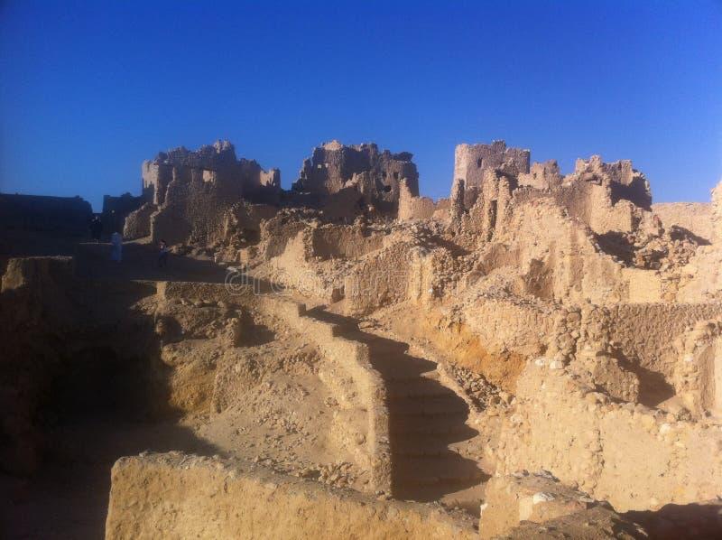 Siwa oaza, Egipt zdjęcia stock