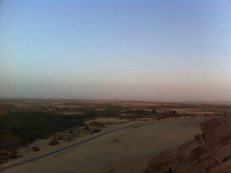Siwa oaza, Egipt zdjęcie royalty free