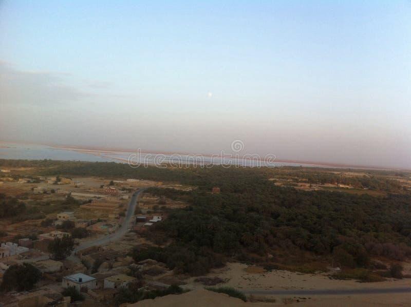 Siwa oaza, Egipt obrazy royalty free