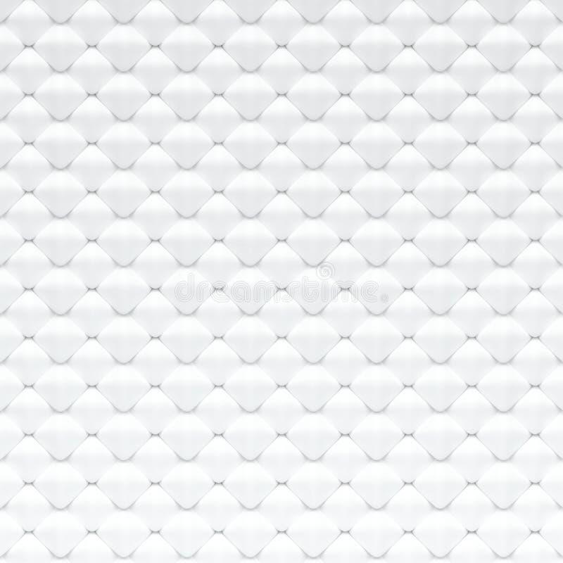 Siwieje Biały kolor przemiany abstrakt Waży - kwadratową teksturę ilustracja wektor