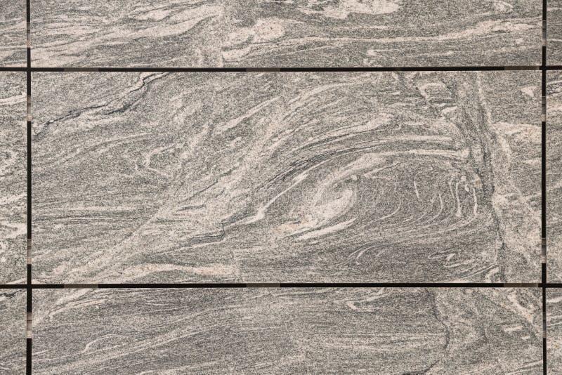 Siwieje marmurowego tekstury lub abstrakta t?o fotografia royalty free