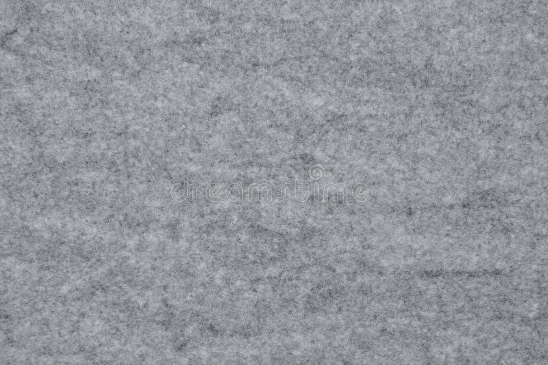 Siwieje odczuwanego płótno fotografia stock