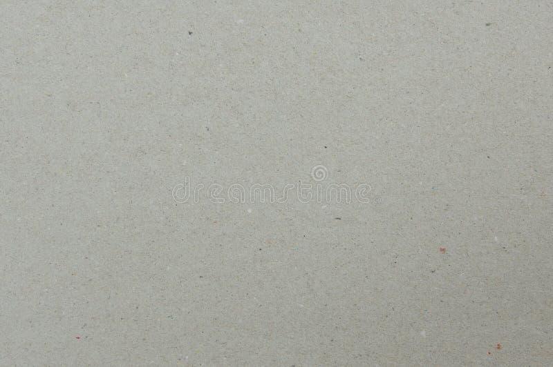 Siwieje papierową, kartonową teksturę dla tła, - SUROWA kartoteka obrazy stock