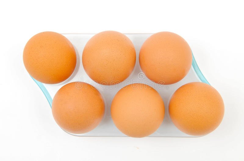 Download Six eggs stock image. Image of lent, development, food - 23173115