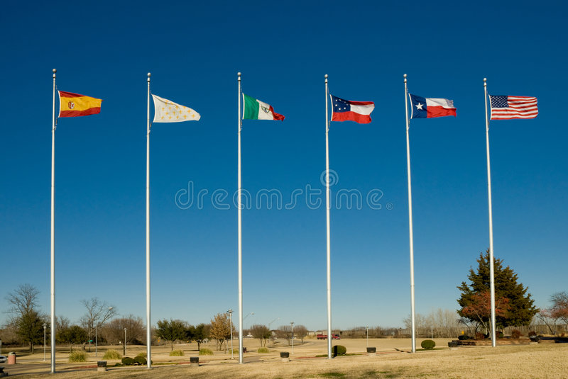 Download Six Flags of Texas stock photo. Image of celebration, america - 7920642